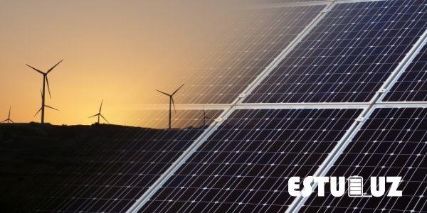 Imagen de energías renovables.